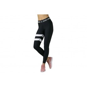 GymHero Leggins WHITESTRIPES