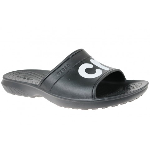 Crocs Classic Graphic Slide 204465-066