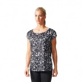 Adidas AOP TEE W training shirt AB5698
