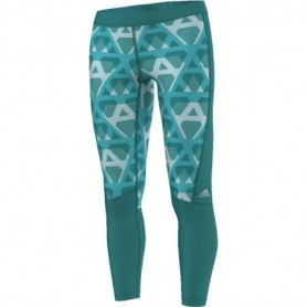 Adidas Techfit Long Tight Print workout leggings W AI2964