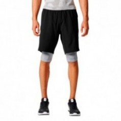 Exercise shorts adidas Crazytrain 2IN1 M BR8551
