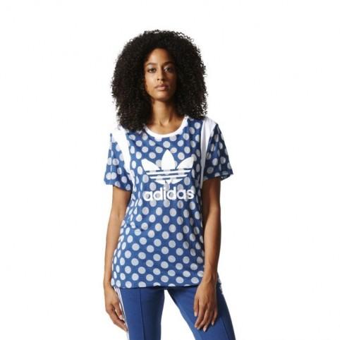 Adidas Originals Boyfriend Trefoil Tee W BJ8282