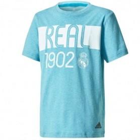 T-shirt adidas YB Real Madrid Tee Junior CE8939