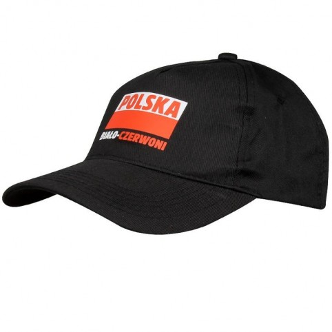Cap Poland black S337929