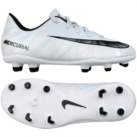 Football shoes Nike Mercurial Vortex III CR7 FG Jr 852494-401