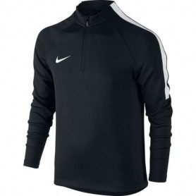 Nike Squad Football Drill Top Junior 807245-010