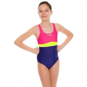 Swimming suit Aqua-speed Junior Emily pink-purple