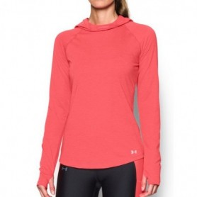 Under Armour Runningborour Jacket Threadborne Run Mesh Hoodie W 129985-963