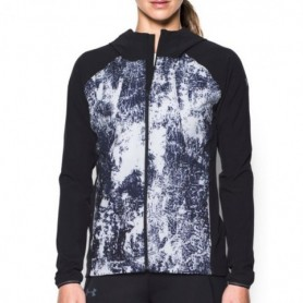 Under Armor Out Run Jacket. The Storm Printed W 1304715-001