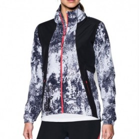 Under Armour Intl Printed Run Running Jacket W 1300119-001