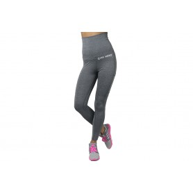 GymHero Leggins PUSHUP-GREY