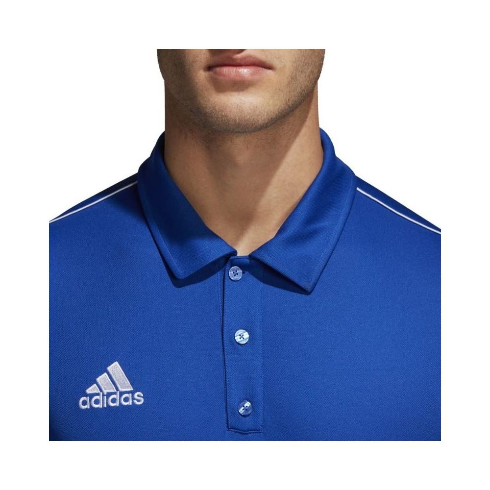 57161ba7 Adidas Core 18 Polo M CV3590 Polo shirt