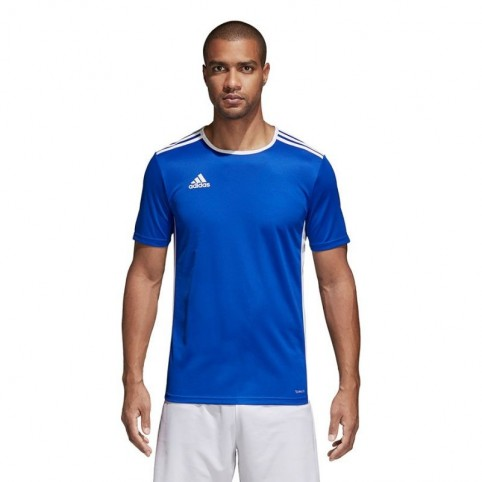 Adidas Entrada 18 CF1037 football jersey