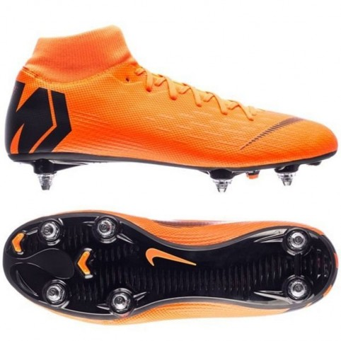 info for 159f1 b150f Nike Mercurial Superfly 6 Academy SG Pro M AH7364-810 Football Boots