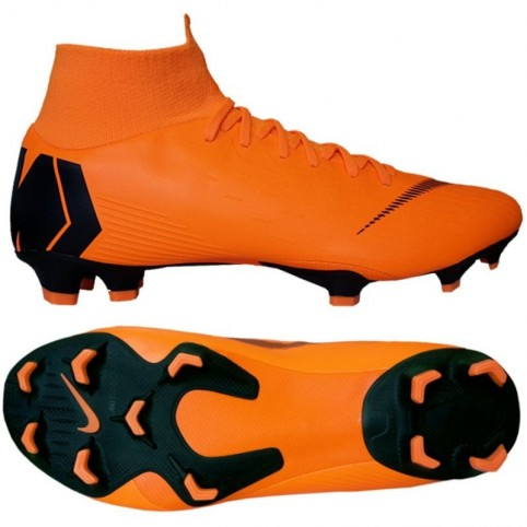 outlet store a2b24 e794d Football shoes Nike Mercurial Superfly 6 PRO FG M AH7368-810