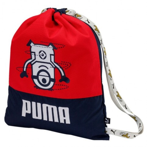 Bag Puma Minions Gym Sack 075043 01