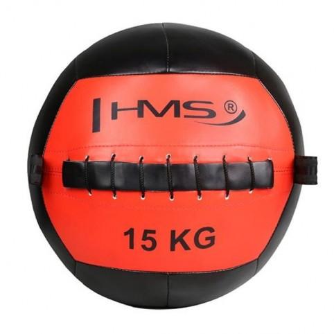Exercise ball HMS Wall Ball WLB 15 kg