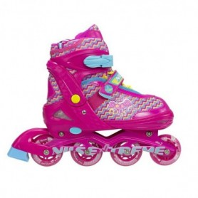 Rollerblades Nils Extreme PINK NJ4613 A 34-37
