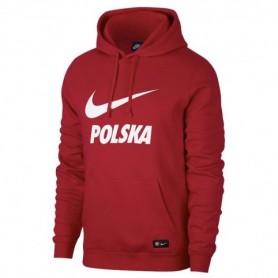 Sweatshirt Nike Polska Hoodie Core M 891719-608