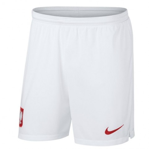 Football shorts Nike Polska Stadium Home Junior 894016-100