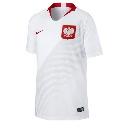 7f66f6241 T-shirt of the Polish National Nike Stadium Home Junior 894015-100