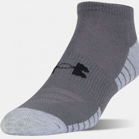 Under Armour Socks Heatgear Tech Noshow 3pak 1312435-040
