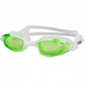 Swimming goggles Aqua-Speed ​​Marea white-green