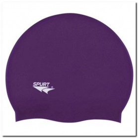 SPURT SH77 silicone shower cap, purple