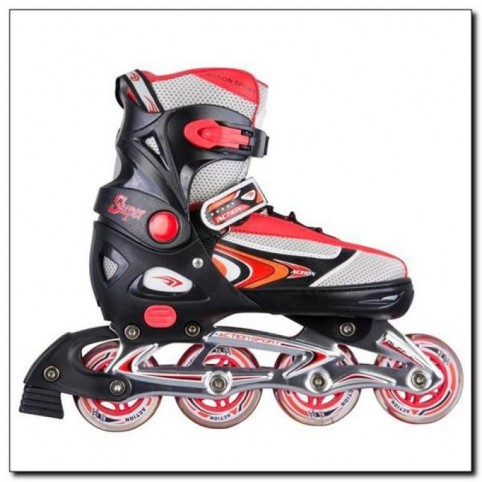 Rolls Slope PW-130C size S (32-35) red
