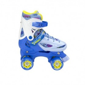Roller skates 3in1 Nils Extreme BLUE size 35-38 NH1105