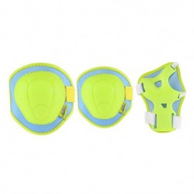 Protectors set Nils Extreme GREEN / BLUE size S H106