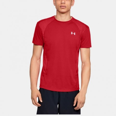 Under Armour Shirt Threadborne Swft SS Tee M 1318417-629
