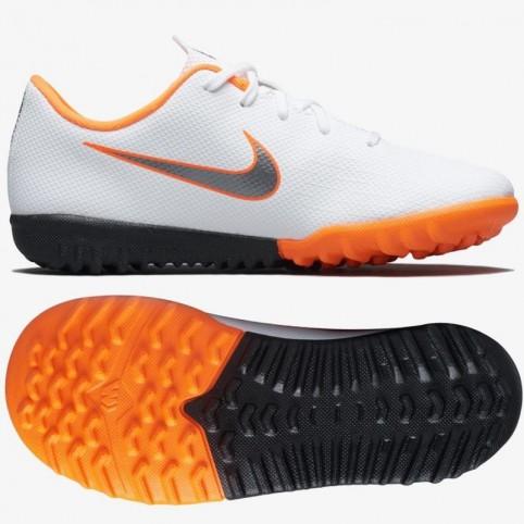 size 40 12f0a 6eb68 Mybrand shoes Nike Mercurial VaporX 12 Academy TF Jr AH7353-107 Football  Boots