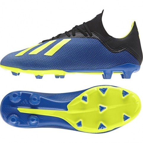 Football shoes adidas X 18.3 FG M DA9335
