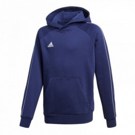 Adidas Core 18 Hoody Junior football jersey CV3430