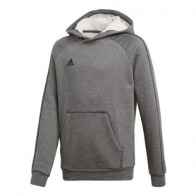 Adidas Core18 Y Hoody Junior football jersey CV3429