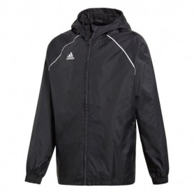 The adidas CORE 18 RN JKT Junior CE9047 football jacket