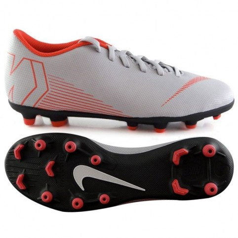 Nike Mercurial Vapor 12 Club Football Shoes GS MG Jr AH7350-060