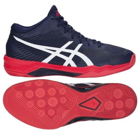 asics chaussures volley elite ff mt