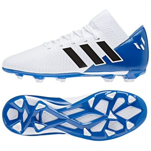 0f41a84b23d0 Football shoes adidas Nemeziz Messi 18.3 FxG Jr DB2364