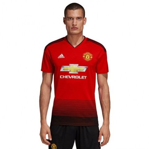 Adidas Manchester United M CG0040 football jersey