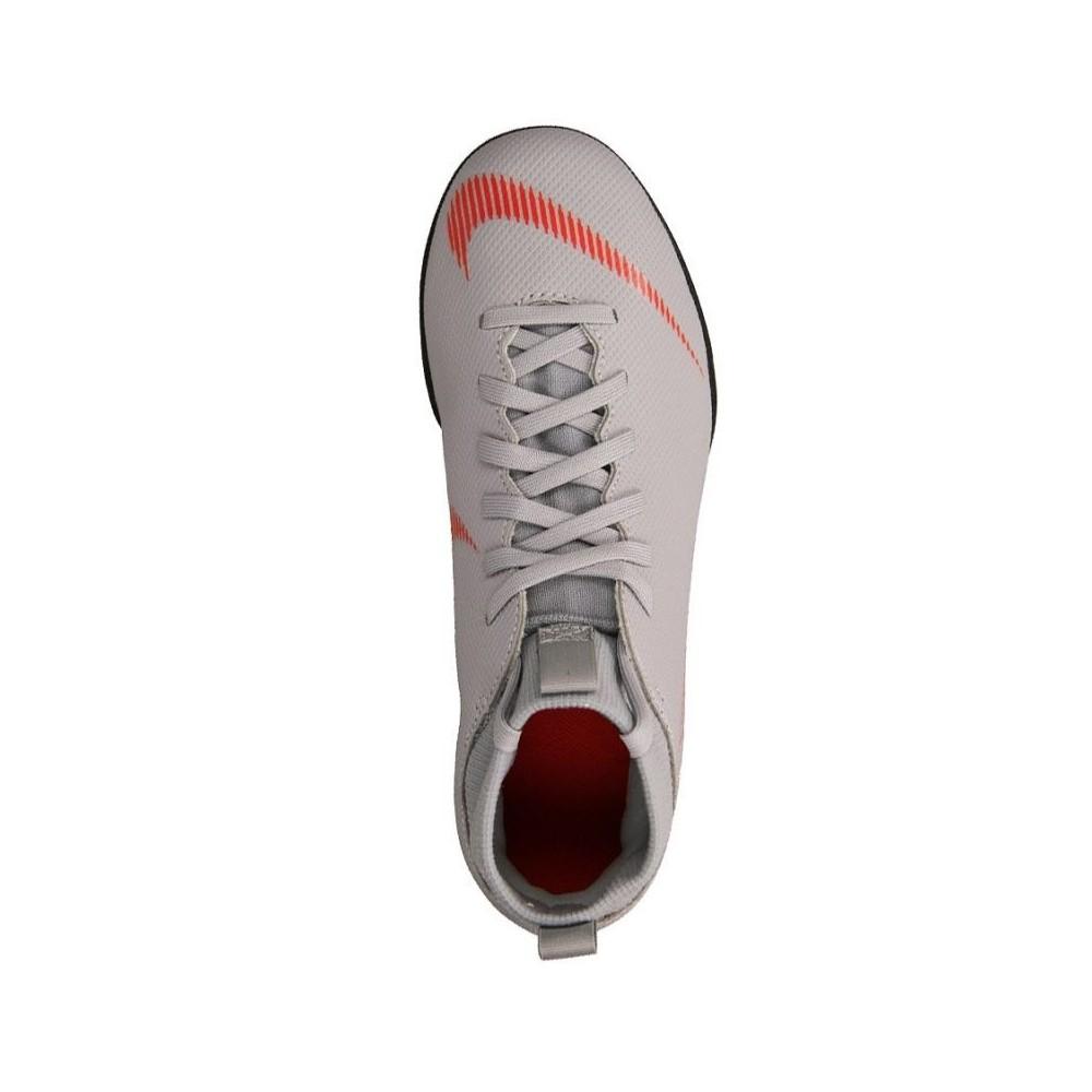 ea63bb5f9 Nike Mercurial Superflyx 6 Club Jr AH7346-060 indoor shoes