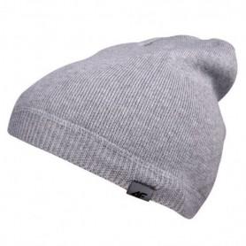 Winter hat 4f HJZ18-JCAD002 gray