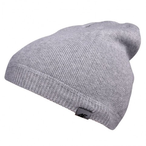 Winter hat 4f HJZ18-JCAD002 gray