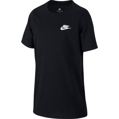 T-shirt Nike EMB Futura YA JR 882702 010 Black