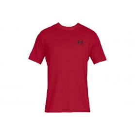 T-shirt Under Armour Left Chest Logo M 1326799-600
