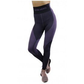 GymHero Leggins  HEATHER