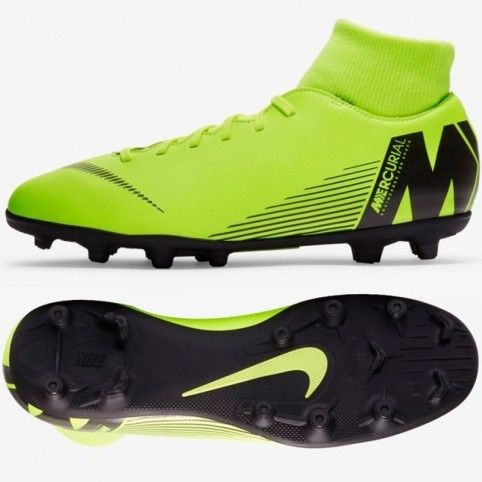 buy popular 010c5 37636 Football shoes Nike Mercurial Superfly 6 Club MG M AH7363-701