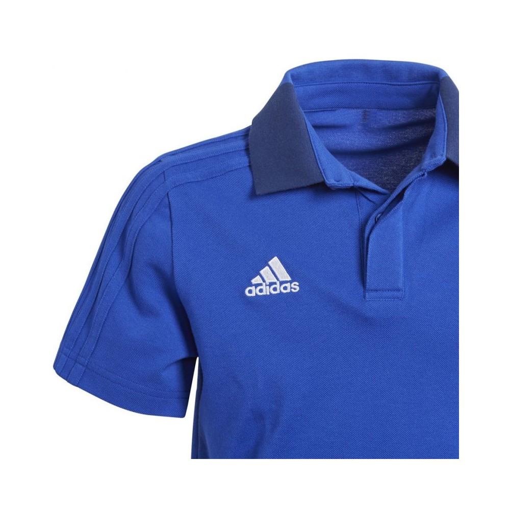 e1fb36a3a38 Adidas Condivo 18 Cotton Polo Junior CF4372 football jersey