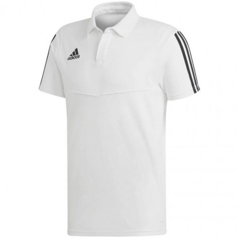 Adidas Tiro 19 Cotton Polo M DU0870 football jersey